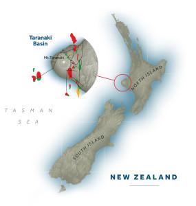 TAG Oil & Gas Permit Map