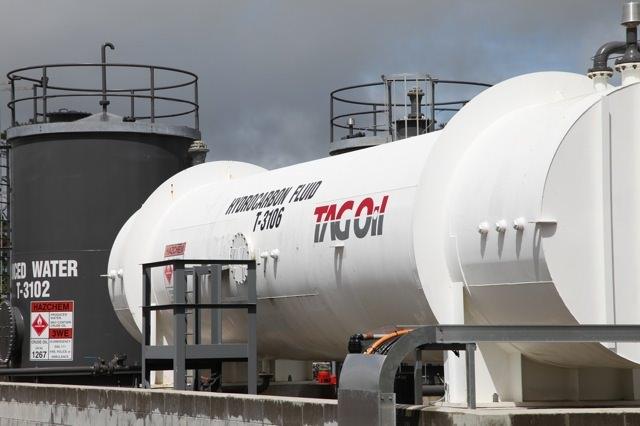 Hydrocarbon Tank - TAG Oil