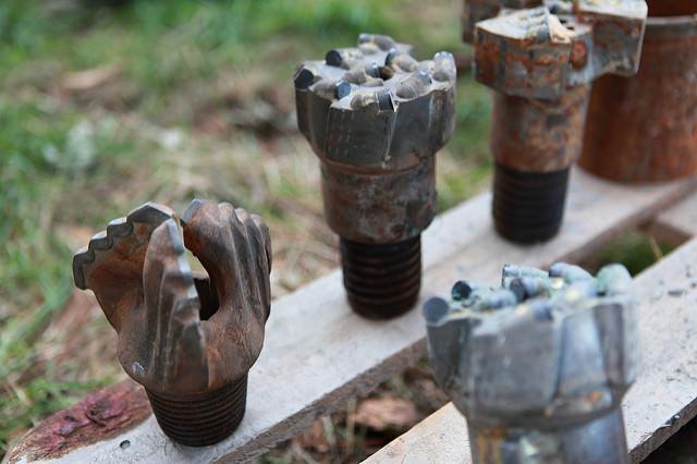 TAG Oil drill bits